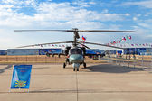 Ka-52 (NATO reporting name: Hokum B) — Stock Photo