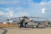 Mil Mi-35 — Stock Photo