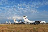 Planes — Stock Photo