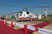 Ka-32 helicopter — Stock Photo