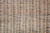 Wattle fence — Stock Photo
