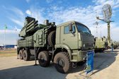 Pantsir-S1 (NATO reporting name SA-22 Greyhound) — 图库照片