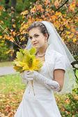 Snový nevěsta — Stock fotografie