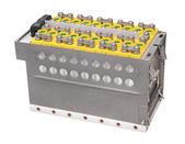 Storage battery — Stock Photo