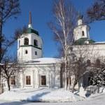 Znamensky monastery — Stock Photo #18714895