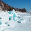 Ice hummocks — Stock Photo #18715113