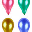 Color balloons - Stock Photo
