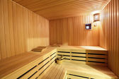 Sauna — Stock Photo