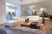 Il living room — Foto Stock