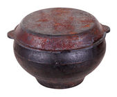 Old pot — Stock Photo
