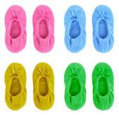 Zapatillas suaves — Foto de Stock