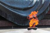 Eternal fire — Stock Photo