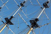Masts — Stock Photo