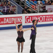 Stock Photo: Greg Zuerlein and Madison Chock