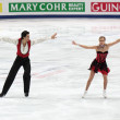 Andrew Poje and Kaitlyn Weaver - Foto de Stock