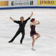 Charlie White and Meryl Davis - Stock Photo