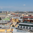 Royalty-Free Stock Photo: View of the old part of the city of St. Petersburg with the colonnade of St. Isaac\'s SWAT