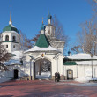 Znamensky monastery — Stock Photo