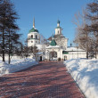 Znamensky monastery - Stock Photo