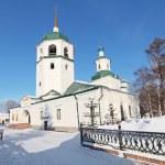 Znamensky monastery — Stock Photo #22166111