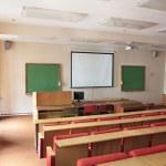 Empty classroom — Stock Photo