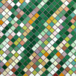 Texture from multi-colored small tile — Stock Photo #22166689