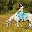 Horse riding — Stock Photo #22166959