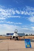 """Mikoyan MiG-29 (NATO reporting name: """"Fulcrum"""") — Stock Photo"""