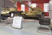 "Nizhny Tagil Museum ""Uralvagonzavod"". The T-55A model 1962 — Photo"