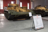 "Nizhny Tagil Museum ""Uralvagonzavod"". Tank destroyer IT-1 — Stockfoto"