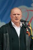 Gennady Zyuganov — Stock Photo