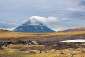 Extinct volcano, Far east, Russia, Kamchatka — Stock Photo