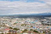 Petropavlovsk-Kamchatsky — Stock Photo
