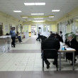 Stock Video: Elections of President Of RussiFederation at polling station 2551 on March 4, 2012 in Moscow, Russia.