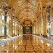 throne hall — Stock Photo