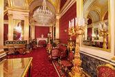 Grand kremlin palace interiör — Stockfoto