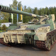 "2S5 152-mm gun, ""Hyacinth-S"". Nizhny Tagil — Stock Photo"