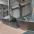 Stock Photo: Mash vats