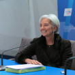 Christine Madeleine Odette Lagarde - Stock Photo