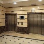 Elevators — Stock Photo