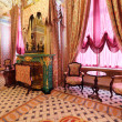 The Royal accommodations — Stockfoto
