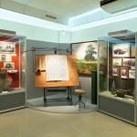 "Nizhny Tagil Museum ""Uralvagonzavod"" interior — Stock Photo #24331603"