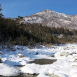 Stock Photo: Russia, Siberia, Eastern Saymountains, Kyngargriver win