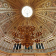 Small Georgievsky hall ceiling - Stockfoto