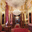 The luxurious Royal Suite - Foto Stock
