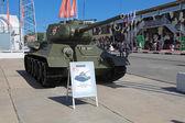 T-34 — Stock Photo