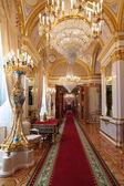 Palácio do grande kremlin — Foto Stock