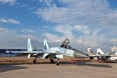 Su-27 — Stock Photo