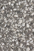 The texture of grey concrete slab — Stock Photo