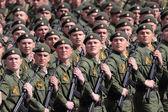 Soldati — Foto Stock